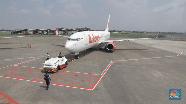 Lion & Batik Air Setop Operasional Penerbangan Mul