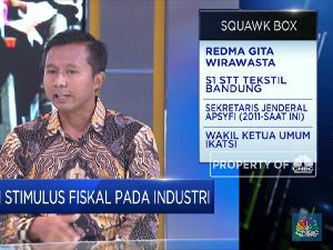 Hadapi Corona, Industri Butuh Stimulus Perkuat Usaha Lokal
