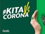 Manajemen Senior Grab Sumbang 20% Gaji untuk Mitra