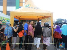 1,5 Juta Orang Kunjungi Pasar, Ini Antisipasi Cegah Corona