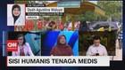 VIDEO: Sisi Humanis Tenaga Medis