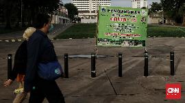 DPRD DKI Minta Anies Cabut Bantuan Warga Pelanggar PSBB