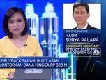 PTBA Optimistis Buyback Mampu Tahan Penurunan Harga Saham