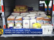 Amankan Stok, Bulog Impor Gula