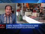 Corona Mewabah, Disperindag Jabar Pastikan Stok Pangan Aman
