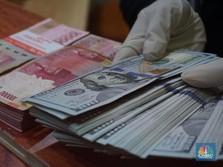 Pukul 14:00 WIB: Rupiah Tetap Lemah di Rp 13.910/US$