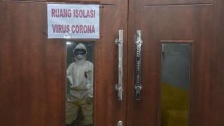 Kasus Positif Corona di Tangsel Tertinggi di Banten