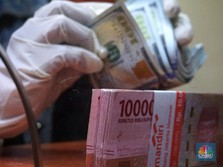 Pukul 12.00 WIB: Rupiah Nyaris Stagnan di Rp 14.885/US$