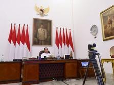 Jokowi Tangguhkan Cicilan, Begini Ketentuan yang Diatur OJK