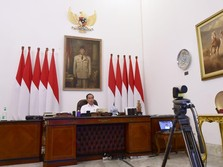 Banyak Anggaran Tak Penting, Jokowi : Pangkas untuk Corona!