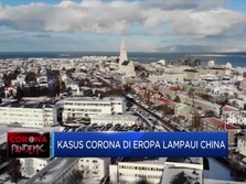Parah! Kasus Corona Eropa Lampaui China