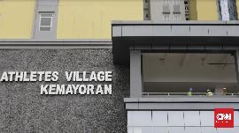 Jemaah Masjid Kebon Jeruk Dipindah ke RS Wisma Atlet, 97 WNA
