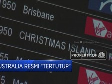 Mulai 20 Maret, Australia Larang WNA Masuk Negaranya