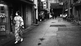 Direktur Eksekutif Institut Penelitian Tata Kelola Medis Jepang, Masahiro Kami mengatakan kemungkinan angka infeksi virus corona jauh lebih tinggi dari yang dilaporkan. (AP Photo/Jae C. Hong)