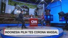 VIDEO: Indonesia Pilih Tes Corona Massal