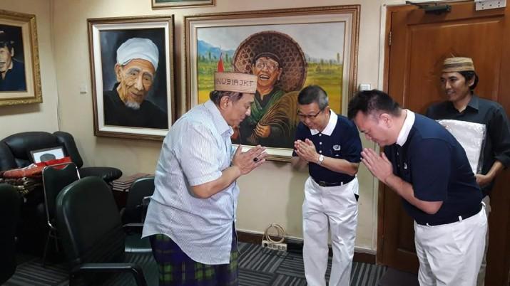Bantuan untuk Indonesia dalam penanggulangan pandemi virus corona (COVID-19) terus mengalir.