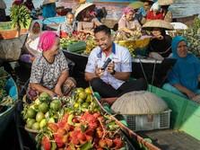 Nabung Tanpa ke Bank, Pedagang di Pasar Manfaatkan BRISPOT