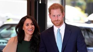 Keluar Kerajaan, Harry-Meghan Markle Buat Organisasi Amal