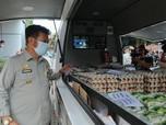 Redam Harga Pangan, Mentan Gelar Operasi Pasar di 10 Lokasi