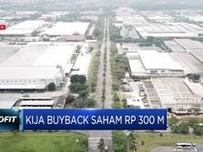 PT Kawasan Industri Jababeka Buyback Saham Rp 300 M