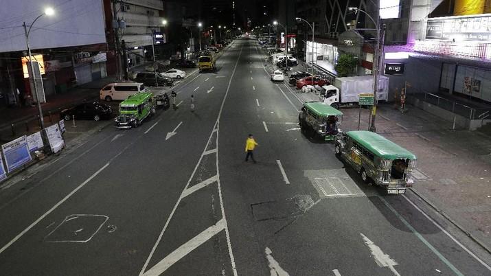 Update Terbaru, Ini Kondisi Terkini Filipina yang Lockdown