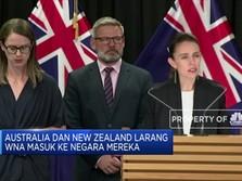 Cegah Covid-19, Australia Dan New Zealand Tutup Akses
