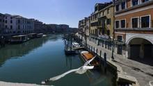 Italia Perpanjang 'Lockdown' Sampai Pertengahan April