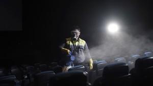 Kasus Corona China Naik Lagi, Ratusan Bioskop Kembali Tutup