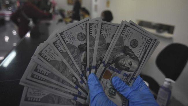 Rupiah Bangkit ke Posisi Rp16.305 Diguyur Stimulus Ekonomi