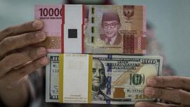 Skenario KSSK Buat Rupiah Melemah ke Rp16.495 per Dolar AS