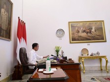 Jokowi Soal Chloroquine Obat Corona: Harus Resep Dokter!