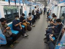 Waduh! Pakai Kartu XL, Ga Bisa Digunakan Sewaktu di MRT