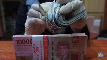 Dolar AS Tersalip di Tikungan, Rupiah Gass Pol! thumbnail