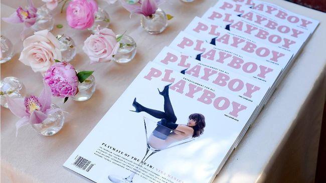 Corona Jadi Momentum Playboy Setop Cetak, Beralih ke Digital