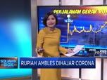 Rupiah Ambles Dihajar Corona