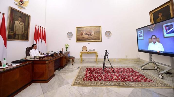 Presiden Joko Widodo (Jokowi) memutuskan untuk merombak kembali susunan Gugus Tugas.