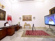 Jokowi Minta Anies Hingga Emil Fokuskan Anggaran Covid-19