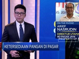 Jelang Puasa, PD Pasar Jaya Pastikan Pangan DKI Jakarta Cukup