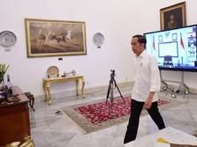 Sederet Alasan Jokowi yang Bikin Galau Tak Mau Lockdown