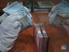 Pukul 13.00 WIB: Bangkit! Rupiah Kini Stagnan di 14.850/US$