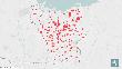 Peta Positif Corona Jakarta: Tomang & Pegadungan Terbanyak