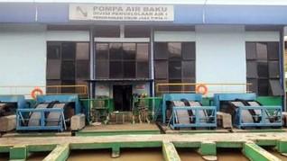 Perbaikan Stasiun Pompa, Jasa Tirta II Jamin Pasokan Air Baku