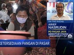 Cegah Corona, PD Pasar Jaya Berlakukan Social Distancing