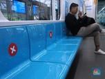 Penjelasan XL Soal Pengguna Tak Dapat Sinyal di Jalur MRT
