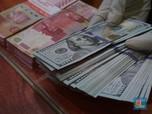Pukul 14.00 WIB: Rupiah Menguat ke Rp 14.144/US$