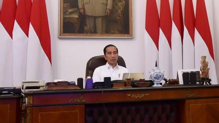 Presiden Joko Widodo (Jokowi) memberikan berbagai kemudahan kepada masyarakat yang terkena dampak