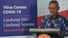 Update Corona 9 April: 3.293 Kasus, 280 Meninggal, 252 Sembuh