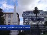 Argentina Menyusul Lockdown