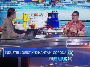 ALFI: Indonesia Butuh Blue Print Industri Logistik Yang Kuat