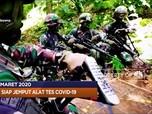 TNI Siap Jemput Alat Tes Covid-19 hingga Kematian di Italia